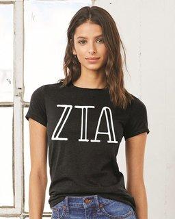 Zeta Tau Alpha Bella Favorite Tee