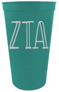 Zeta Tau Alpha Carson Stadium 22 oz. Cup