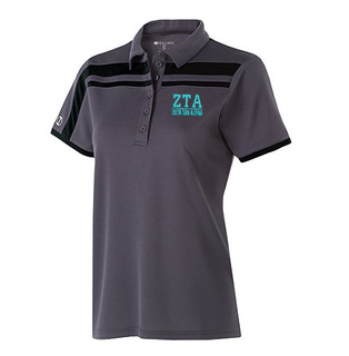 Zeta Tau Alpha Charge Polo