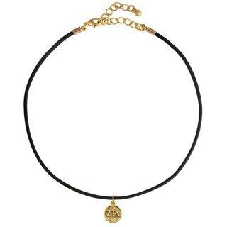 Zeta Tau Alpha Choker Necklace