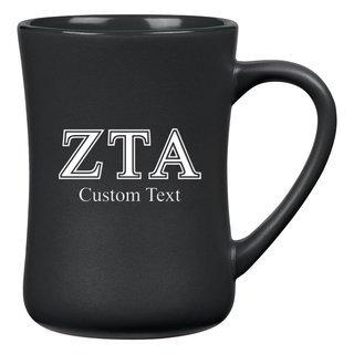 Zeta Tau Alpha Coffee House Mug