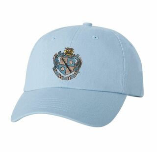 DISCOUNT-Zeta Tau Alpha Crest - Shield Hat