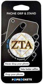 Zeta Tau Alpha Diamond Pop Socket