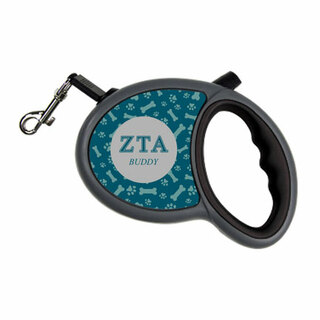 Zeta Tau Alpha Dog Leash