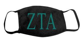 Zeta Tau Alpha Face Masks