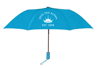Zeta Tau Alpha Mascot Umbrella