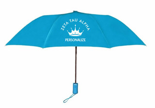 Zeta Tau Alpha Mascot Umbrella