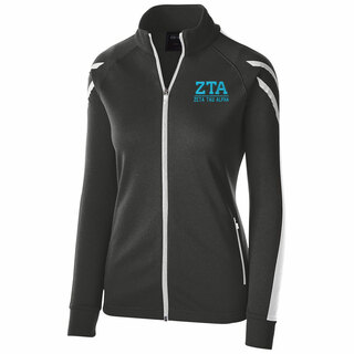 Zeta Tau Alpha Flux Track Jacket