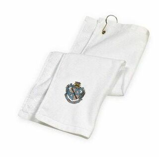 Zeta Tau Alpha Golf Towel