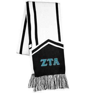 Zeta Tau Alpha Homecoming Scarf
