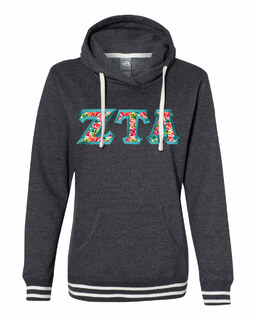 Zeta Tau Alpha J. America Relay Hooded Sweatshirt