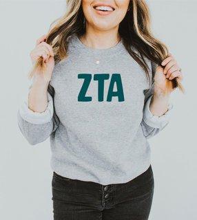 Zeta Tau Alpha Jordyn Crew