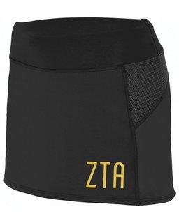 Zeta Tau Alpha Ladies' Femfit Skort