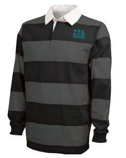 Zeta Tau Alpha Lettered Rugby