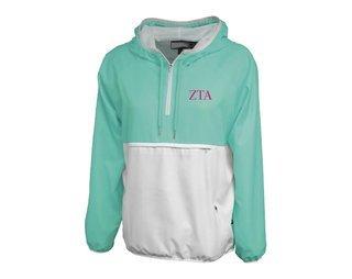 Zeta Tau Alpha Letters Anorak