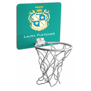 Zeta Tau Alpha Mini Basketball Hoop