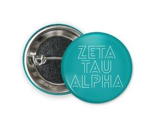 Zeta Tau Alpha Modera Button