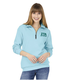 Zeta Tau Alpha Custom Fashion Pullover