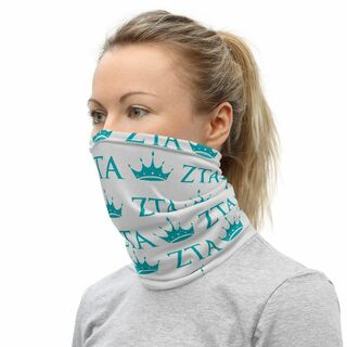 Zeta Tau Alpha Neck Gaiters