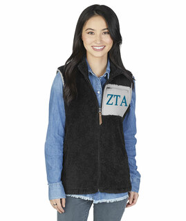 Zeta Tau Alpha Newport Fleece Vest