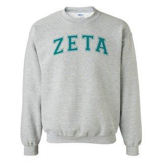 Zeta Tau Alpha Nickname College Crew