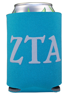 Zeta Tau Alpha Pocket Can Cooler