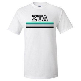 Zeta Tau Alpha Prism Tees