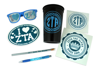 Zeta Tau Alpha Sister Set - Save 20%