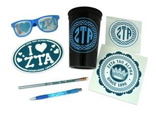 Zeta Tau Alpha Sister Set - Save 20%