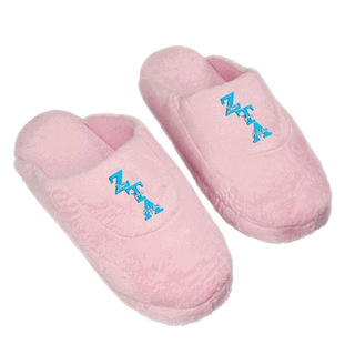 DISCOUNT-Zeta Tau Alpha Slippers
