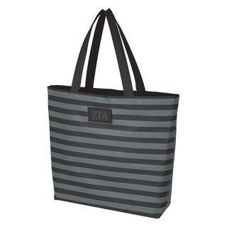 Zeta Tau Alpha Stripes Tote Bag