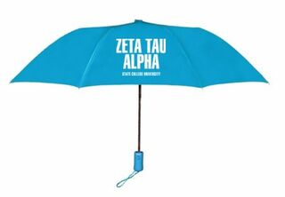 Zeta Tau Alpha Umbrella