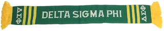 Delta Sigma Phi Winter Scarf