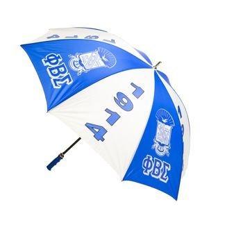"Phi Beta Sigma 30"" Jumbo Umbrella"