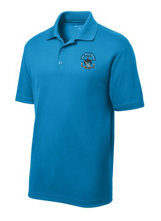 DISCOUNT-Greek Crest Polo
