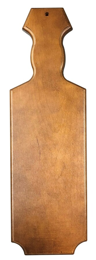 Large Blank Oak Paddle - Clearance