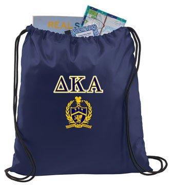 Delta Kappa Alpha Crest - Shield Cinch Sack