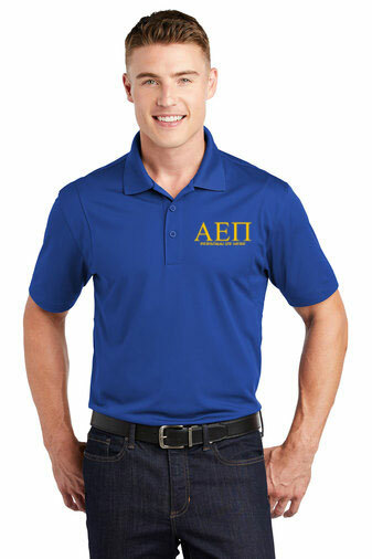 Alpha Epsilon Pi Sports Polo