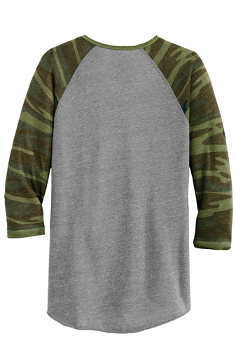DISCOUNT-Omega Psi Phi Camouflage Eco-Jersey