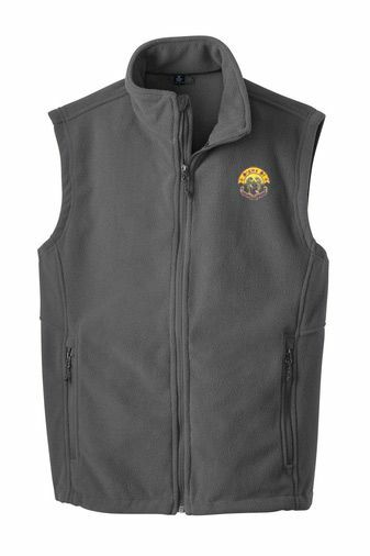 Sigma Pi Fleece Crest - Shield Vest