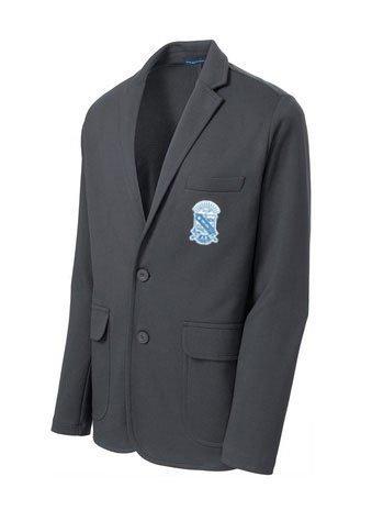 DISCOUNT-Phi Beta Sigma Crest - Shield Blazer