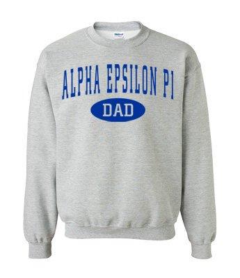 Fraternity or Sorority Dad Sweatshirt