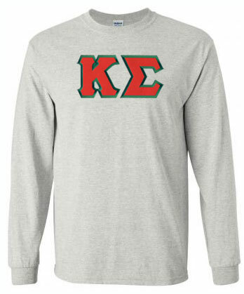DISCOUNT Kappa Sigma Lettered Long sleeve