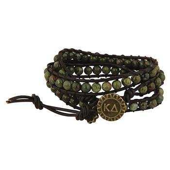 New Sorority Triple Wrap Bracelet