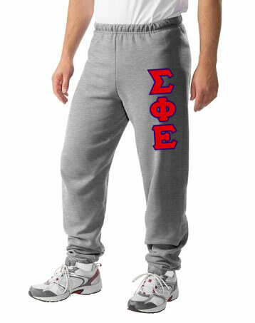 Sigma Phi Epsilon Lettered Sweatpants