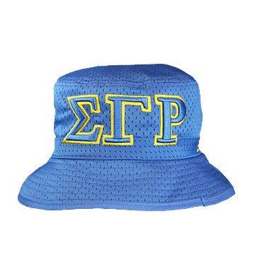Sigma Gamma Rho Embroidered Bucket Hat