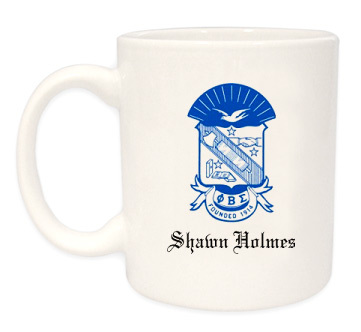 Phi Beta Sigma Coffee Mug