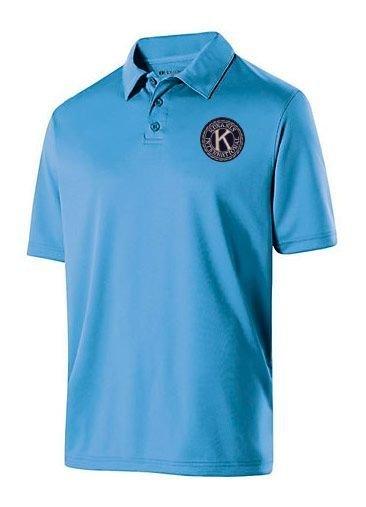 Kiwanis Seal Shift Polo