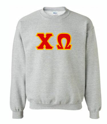 DISCOUNT - Greek Crewneck