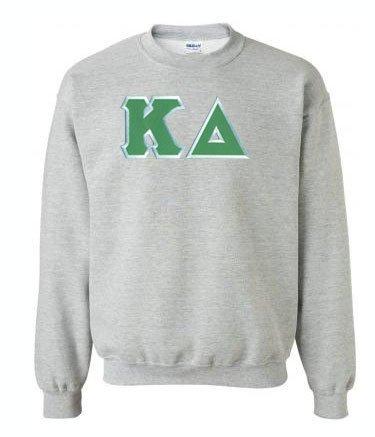 DISCOUNT Kappa Delta Lettered Crewneck